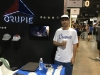 Crupie booth