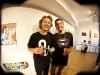 Austin and Marco Savino