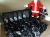 Anaheim Christmas bags!