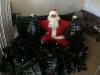 Santa Ana Christmas bags