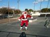 Santa Skater