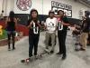 Isaac, Raul and Rudy