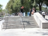Boardslide by local skater