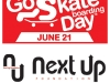 Next Up 3rd Anniversary on Go Skateboarding Day