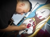 Live painting