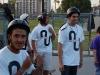 David, Marcus and Benji