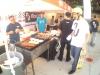 BBQ at VANS SKATE PARK