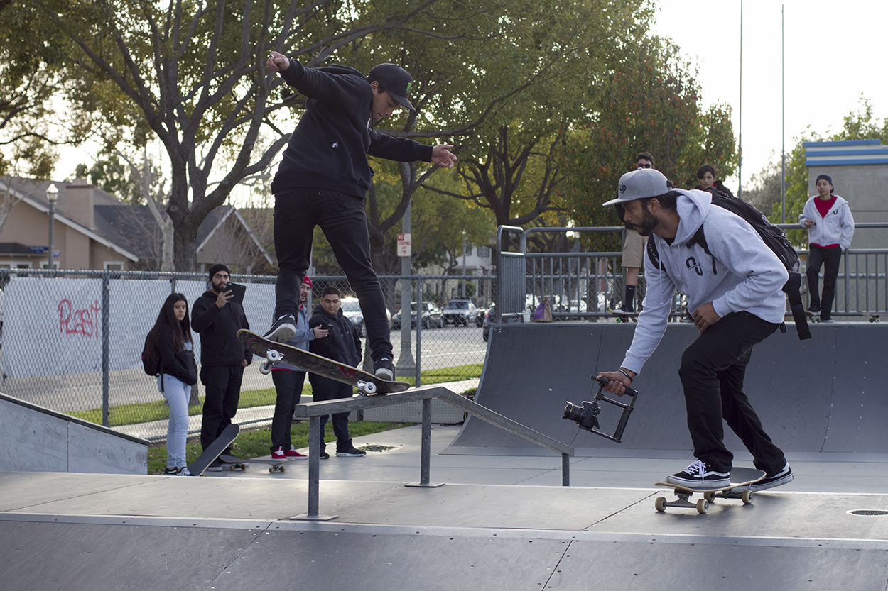 Pro Guest Nyjah Huston - Next Up Foundation